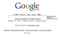 20.000 millones de páginas web indexadas al día, eso es Google hoy… un 'monstruo' | Menudos Trastos