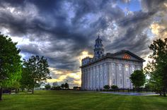 Nauvoo Illinois LDS temple