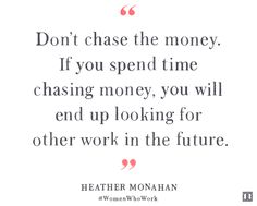 Heather Monahan (a.k.a. Boss in Heels) Shares Her Career Secrets