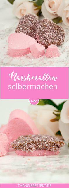 Marshmallows selbermachen ist ganz einfach. Lies in diesem Rezept nach, was du dafür brauchst.