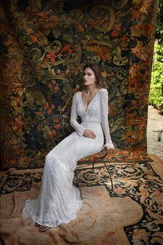 Lihi Hod Wedding Dress Collection | Bridal Musings Wedding Blog 8