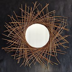 Twig Mirror. Awesome. From westelm.com