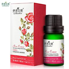 ISILANDON Rose Essential Oil Skin Care Treatnent Whhitening Freckle Moisturizing Anti Wrinkle Anti Aging Face Care Massage Oil