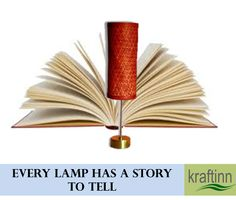 Every Lamp has a Story to Tell