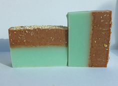 Lavender Oatmeal Handmade Soap, Vegan Cold Process by Desert Soapstone