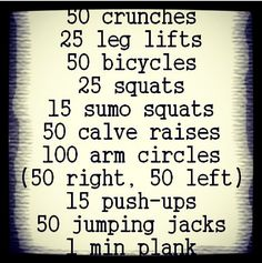 I'd do three sets - good short workout, to fit in if its a tight for time type of day!