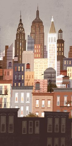 Jamey Christoph USA Fantastic at Urban landscapes