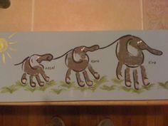 olifanten van handen