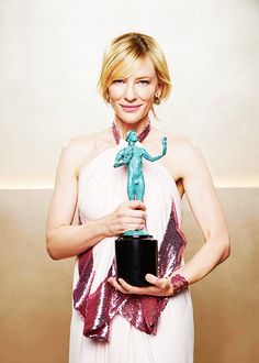 Cate Blanchett   20th Annual Screen Actors Guild Awards (Jan. 18, 2014)
