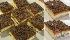 Vynikající karamelový dezert bez vaření i bez pečení, hotový za 10 minut | NejRecept.cz Tiramisu, Banana Bread, French Toast, Food And Drink, Sweets, Eat, Breakfast, Ethnic Recipes, Cheesecake