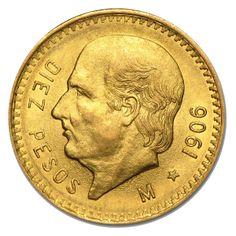 10 Mexican Pesos Hidalgo | Gold | 1905-1959 | CoinInvest