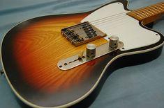 Telemaster inspired Club - Telecaster Guitar Forum