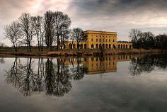 Lovecký zámeček Pohansko u Břeclavi Manor Houses, Palaces, Czech Republic, Castles, Palace, Chateaus, Bohemia, Castle, Mansions