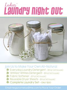 Awesome classes to help you learn how to Make Your Own Natural Home Cleaners with doTERRA Essential Oils