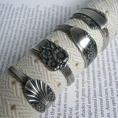 Silverware napkin rings - Make my own!