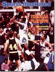 Patrick Ewing, Basketball, Georgetown Hoyas - 03.22.82 - SI Vault