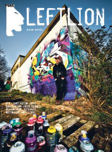 There's lots of lovely mentions for Broadway folk past and present in the latest LeftLion. Check out artwork by Anna Griffin and Beth Shapeero and a review of VDU's latest tunes