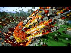 Amazing Minecraft Cinematic Effects - fab builds off Planet Minecraft