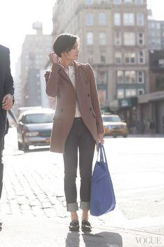 Five Days, Five Looks, One Girl: Jane Herman Bishop | Popbee - a fashion, beauty blog in Hong Kong.