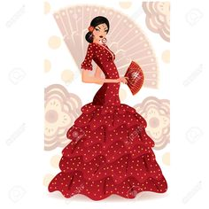 vector bailador de flamenco - Buscar con Google