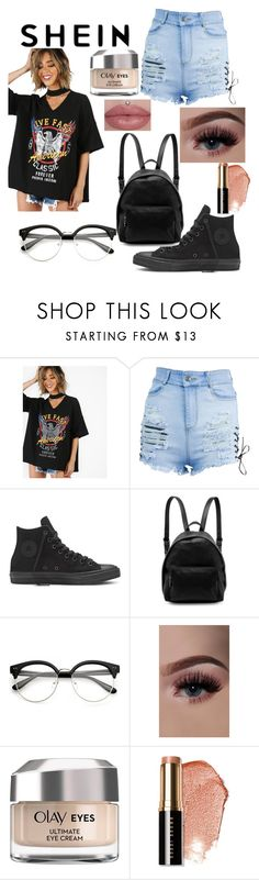 """""""rock🤘"""" by ercy ❤ liked on Polyvore featuring STELLA McCARTNEY, Olay and Bobbi Brown Cosmetics"""