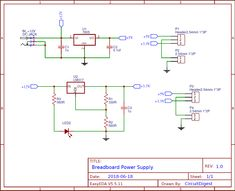245 best electronic circuit diagrams images on pinterest circuit circuit diagram for diy breadboard power supply circuit on pcb ccuart Choice Image