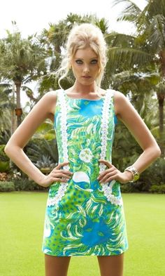 queenb578: oh shift… i think i'm in love with lilly pulitzer spring 2014
