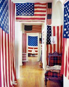 Flags, Paul Costello #patriotic #camillestyles