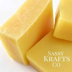Here is a look at the new yummy lemon bar soap. These are still in the curing process. ♨The fragrance is so good! Bright lemon with sweet baked crust. Ready for Spring 2021! Free US Shipping on all orders! #sassykraftsco#handmadegifts#soaper#soapmaker#artisansoap#coldprocesssoap#unisexsoap#soapshare#yellowsoap#lemonsoap#lemonbar#lemonbarsoap# Acne Soap, Turmeric Soap, Tea Tree Soap, Yellow Accessories, Charcoal Soap, Lemon Bars, Cold Process Soap, Bar Soap, Fruit Bars