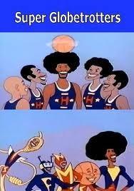 A inspiração para fazer esse desenho veio dos Harlem Globetrotters, que é o nome de uma equipe de basquetebol profissional americana. Ganhou a alcunha de time de basquete mais famoso do mundo, por fazer de suas partidas uma mistura de entretenimento e habilidades performáticas. Assim surgiu o desenho Os Super Globetrotters, de 1979, uma produção de Hanna & Barbera.