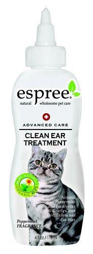 Cat ear care. Espree.com