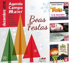 Campomaiornews: Agenda Campo Maior para o mês de Dezembro de 2016 ...