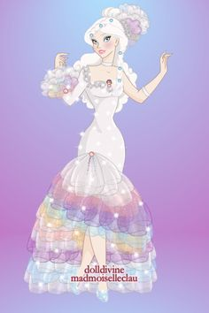 Opal by Aiques ~ Disney Princess Maker Disney Paper Dolls, Disney Dress Up, Doll Divine, Dress Up Dolls, High Fantasy, Up Game, Doll Maker, Fairy Art, Tom Holland