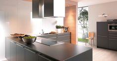 Zoekt u een open keuken ? Bekijk de open keukens van Keukenontwerpers.