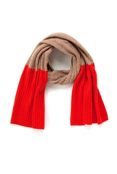Country Road - Womens Accessories - Colour Block Scarf