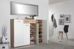gro z giger schuhschrank von voleo perfekt f r zahlreiche. Black Bedroom Furniture Sets. Home Design Ideas