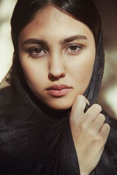 Girl in Shiraz, Iran. from The Atlas of Beauty Mihaela Noroc