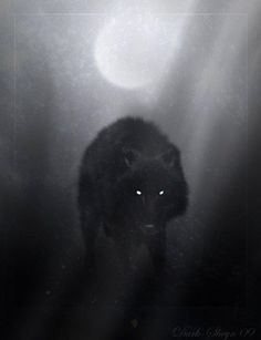 Shadow Wolf ((for Shadow Manipulation power))