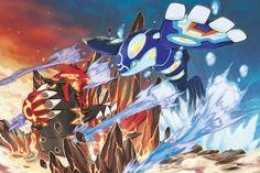 Pokemon Ruby Omega Y Safiro Alpha