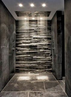 30 Luxury Shower Designs Demonstrating Latest Trends in Modern Bathrooms - {hash. - 30 Luxury Shower Designs Demonstrating Latest Trends in Modern Bathrooms – {hashtag} – - Rain Shower Bathroom, Man Cave Bathroom, Small Bathroom, Master Shower, Dyi Bathroom, Bathroom Hacks, Bathroom Storage, Shower Drain, Bathroom Layout