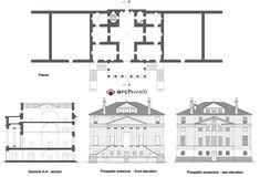 Andrea Palladio - Villa Foscari detta La Malcontenta
