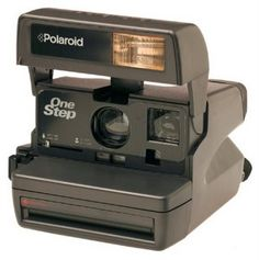 Old school. These were the best cameras ever! Haha.