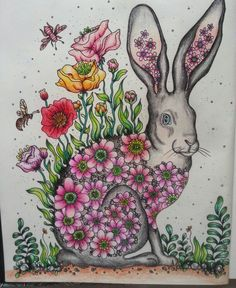 Hare.. from the book dagdrommar