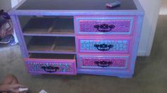 2 more drawers left then it will be finished