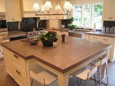 Odd Shaped Kitchen Islands odd shaped kitchen islands | kitchen island designs | kitchen