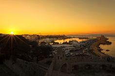 View of  Mandraki by Dimitris Koskinas on 500px