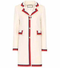 Wool coat | Gucci