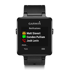vívoactive, the ultra-thin, lightweight smartwatch with sports apps and activity tracking to help you keep a healthy balance between work and life.