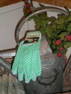 designer gardening gloves. LADIES GENERAL GARDENING GLOVES WATER RESISTANT 100  COTTON HEAVY DUTY USE DESIGNER LIMITED