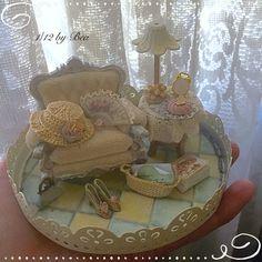 Dome Scene♡ ♡ By MiniaturesBea
